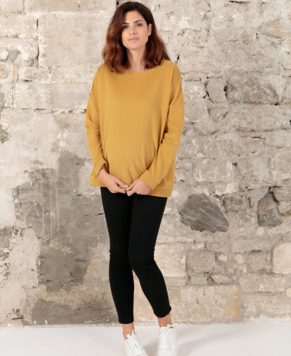SWEAT COTON BIO MARGAUX