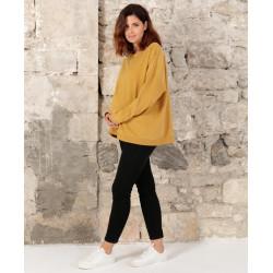 Organic Cotton Sweater Margaux