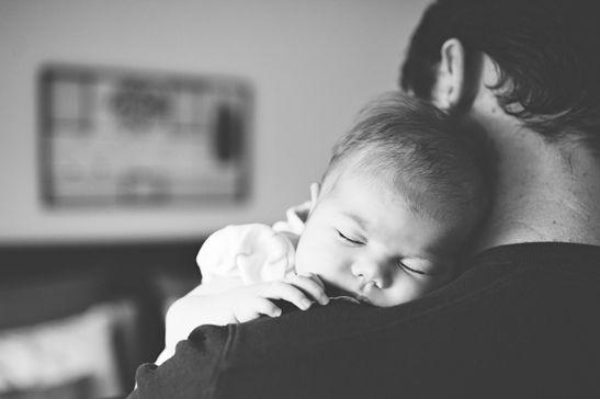 Couvade : les symptômes de grossesse du papa