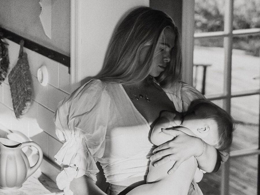 témoignages vivre sa grossesse et post partum pendant le confinement @angelickpicture