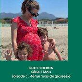 ⚡️⚡️🎧 PODCAST - SAISON 2 DE LA SERIE 9 MOIS 🎧⚡️⚡️ — La série «9 mois», c'est un nouveau format du podcast pendant lequel je suis une femme pendant toute sa grossesse.  Pour cette deuxième saison de la série 9 mois, je suis très très heureuse de suivre Alice Chéron @alidifirenze pour sa troisième grossesse.   J'avais déjà interviewé Alice dans l'épisode 20 de Nouveau Chapitre au sujet de ses deux premières maternités. C'est donc un bonheur pour moi de la retrouver pour cette nouvelle édition de la série 9 mois.  —  Dans ce 3ème épisode, Alice nous raconte comment elle a vécu son 4ème mois de grossesse : la fin des maux du 1er trimestre, le changement de son corps, et le début de son cheminement vers un accouchement différent des deux premiers, comme une réparation et une reprise du pouvoir sur son corps et la façon dont elle accueillera son troisième bébé.  — 🎧 pour écouter, rdv sur le site de Jolibump rubrique Podcast ou sur Spotify ou sur toutes les plateformes d'écoute de podcast dont ITunes où vous pouvez nous laisser un commentaire et des étoiles 🎧 — #nouveauchapitre #podcast #nouvelepisode #maternité #grossesse #enceinte #troisiemegrossesse #mumof3 #maman #futuremaman #mumlife #motherhood #babybump #accouchement #allaitement #postpartum #modedurable #jolibump